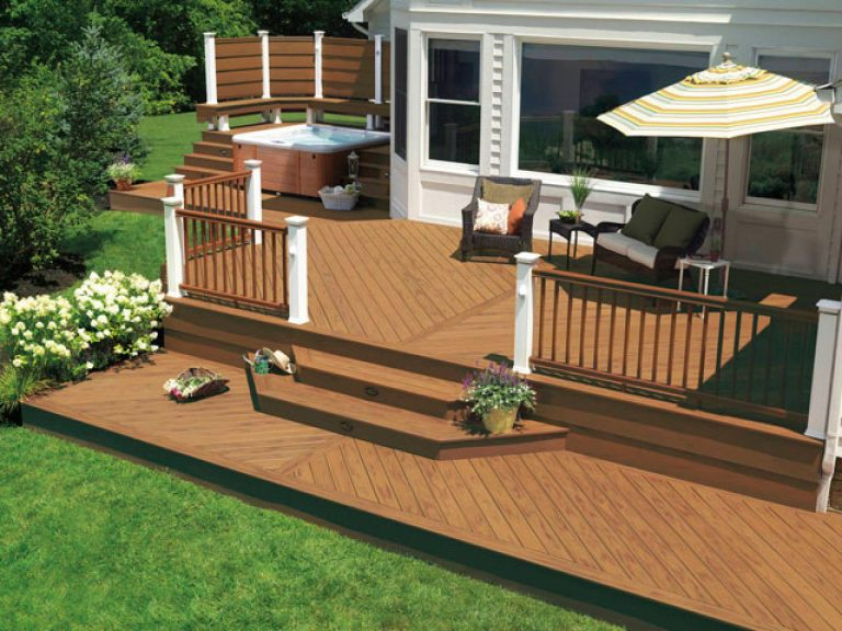 Applying Deck Stain:Spruce up Your Deck