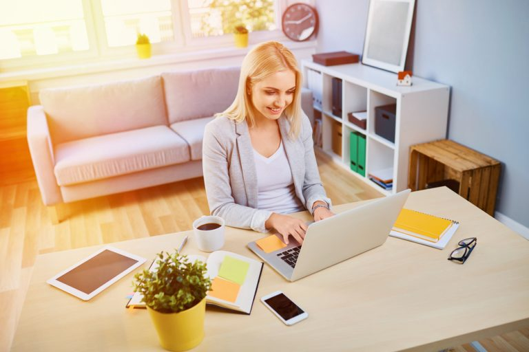 Work from home- No expenses, only savings