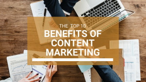 Benefits of content marketing in improving SEO