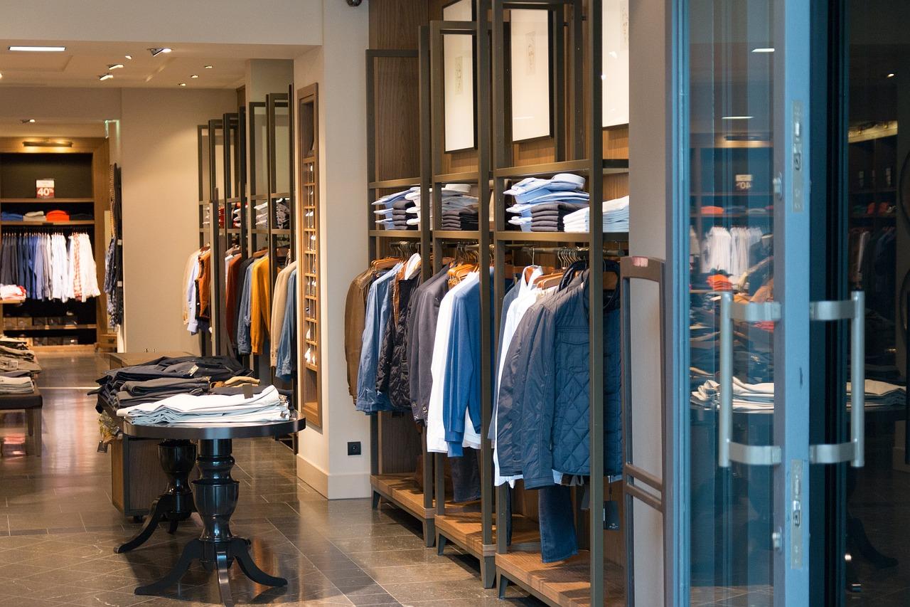shop fittings UK